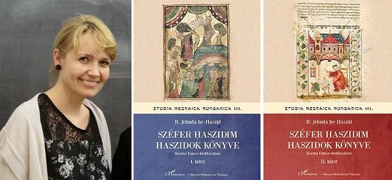 Koltai Kornélia és a Széfer haszidim